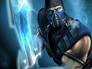 Увлекательный файтинг между известными героями старого-доброго Mortal Kombat