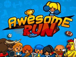 игры гонки в бегу
