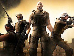Вторая часть военного экшна, где нужно управлять командой военных и защищать базу. Отряд состоит из 4 солдат с мощным арсеналом. Цель — не дать врагам проникнуть на вашу территорию.
