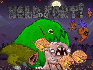 игры зомби форт