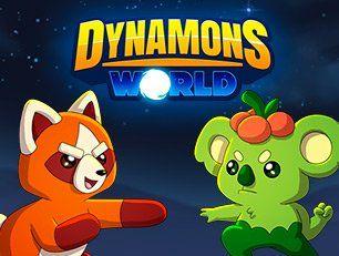 Dynamons World – ролевая игра, напоминающая нам о покемонах. На этот раз вместо покемонов выступают существа динамоны, которые относятся к совершенно разным стихиям и мы должны будем собирать их, путешествуя по красочному миру. В течение всей игры нас ждут как сражения как с обычными врагами, так и с другими тренерами динамонов.