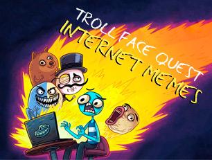 Всем любителям троллинга добро пожаловать в новую игру Troll Face Quest: Internet Memes. В этот раз вам предстоит сражаться в приколах против самых знаменитых мемов интернета. Попробуйте обойти троллей в их сумасшедшем мире. Только смекалка, сообразительность и хорошее чувство юмора помогут вам стать своим в этом безумном мире троллфейсов!