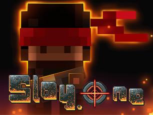 Игра Slay One это массовая мультиплеер онлайн игра в стиле Майнкрафт. Войди в пиксельный мир и сражайся за выживание. В начале у тебя есть только винтовка, но ты можешь находить другое оружие. Играй в игру в режиме мультиплеер с другими игроками по всему миру. Наслаждайся и делись с друзьями!
