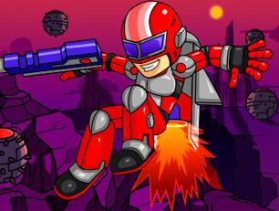 Игра Humanoid Space Race 2 представляет собой стрелялку, в которой вы должны сыграть за робота, которому предстоит уничтожить всех киборгов, встречающихся на пути. По пути вам будут попадаться различного рода бонусы, изменяющее ваше оружие, некоторые из них будет его улучшать, другое же -наоборот.